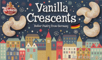 Wicklein Vanilla Crescents