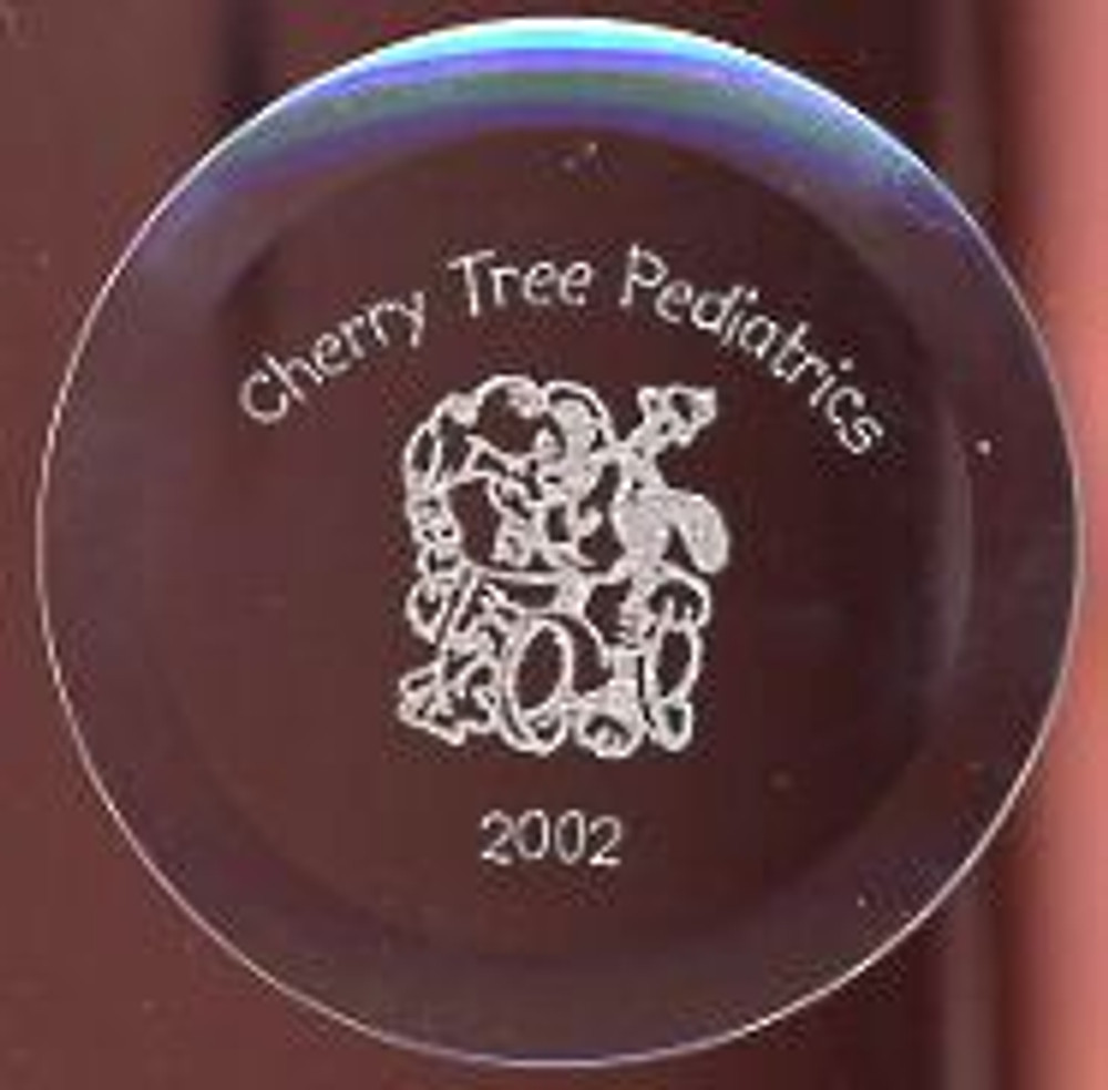 Personalize a Laser Engraved Glass Coaster to protect your furniture. Great way to advertise your company at promotional events. Perfect for employee giveaways. Customizing a Glass Coaster with your business name and logo would be a stylish addition to any office or conference room. Great gifts for clients, employees, and executives.