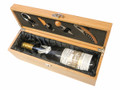Personalized Bamboo Wine Box