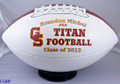 Personalized Football Class of 2013