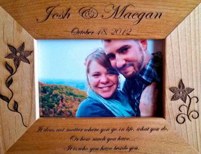 Wedding Picture Frame