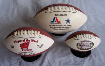 Personalized Football