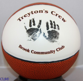 Custom Community Club Basketball