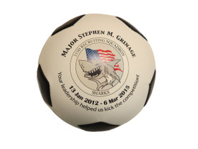 Personalized Soccerballs