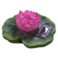 Solar Non-Floating Water Lily Light