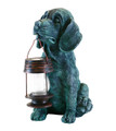 Generic Dog With Lantern Solar Light (DA5007) (No Color)
