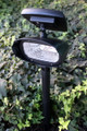 Solar Spot Light Ultra Bright 4 Super Bright LED (Lithium Ion Battery)