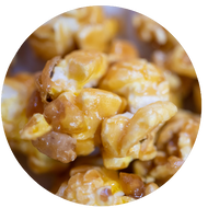 English Toffee Popcorn with Toffee Bits - delicious!