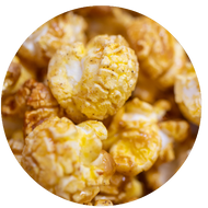 Cinnamon Toast Gourmet Popcorn from Broadway Popcorn, fresh popped daily!