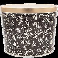 2 Gallon Dazzling Popcorn Tin