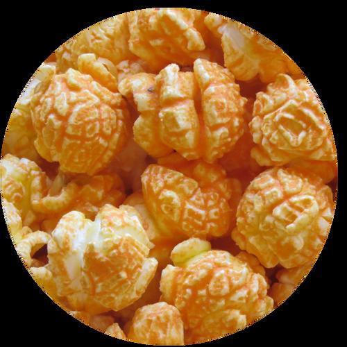 Cheddar Pretzel Ale gourmet popcorn