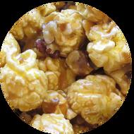 Caramel Pecan Popcorn
