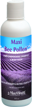 Maxi Health - Bee Pollen Cleanser - Shampoo, Conditioner & Body Wash for Sensitive Skin or Eczema - 8 oz Granules - DoctorVicks.com