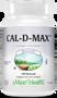 Maxi Health - Cal-D-Max - Calcium & D3 - 120 MaxiCaps - DoctorVicks.com