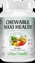 Maxi Health - Chewable Maxi Health - Multivitamin & Mineral - Cherry Flavor - 90 Chewies -  DoctorVicks.com