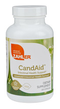 Zahler's - CandAid - Candida & Yeast Infection - 90 Capsules - DoctorVicks.com