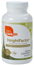 Zahler's - HeightFactor - Growth Hormone Stimulator - 120 Capsules - DoctorVicks.com