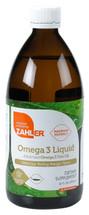 Zahler's - Omega 3 Liquid 2000 mg - Mango Flavor - 16 fl oz - DoctorVicks.com