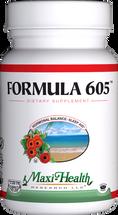 Maxi Health - Formula 605 - Melatonin 3 mg - 60/120 MaxiCaps - DoctorVicks.com