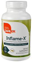Zahler's - Inflame-X - Joint Formula - 120 Capsules - DoctorVicks.com