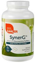 Zahler's - SynerG - Glucosamine, MSM & Bromelain - 120 Capsules - DoctorVicks.com