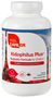 Zahler's - Kidophilus Plus - Children's Probiotic 10 Billion CFUs - Berry Flavor - 180 Chewies - Front - DoctorVicks.com