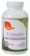 Zahler's - B Complex - B-100 - 180 Capsules - DoctorVicks.com