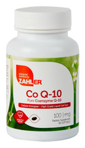 Zahler's - Co Q-10 100 mg - 120 Softgels - DoctorVicks.com