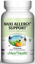 Maxi Health - Maxi Allergy Support With Probiotics - 90/180 MaxiCaps - DoctorVicks.com