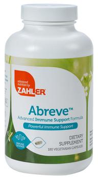 Zahler's - Abreve - Cold & Flu Formula - 180 Capsules - DoctorVicks.com