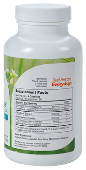 Zahler's - Immune Defense - Immune Booster - 120 Capsules - DoctorVicks.com