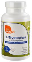 Zahler's - L-Tryptophan - Kosher Bipolar Formula - 60 Capsules