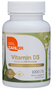 Zahler's - Vitamin D3 1000 IU - 120 Softgels - DoctorVicks.com