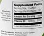 Zahler's - Vitamin D3 1000 IU - 120 Softgels - Enlarged Supplement Facts - DoctorVicks.com