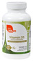 Zahler's - Vitamin D3 50000 IU - 120 Softgels - Front - DoctorVicks.com
