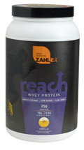 Zahler's - Reach - Whey Protein - Vanilla Flavor - 2 lb Powder - DoctorVicks.com