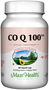 Maxi Health - Co Q 100 mg - 90 Liquid MaxiCaps - DoctorVicks.com