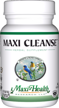 Maxi Health - Maxi Cleanse - Parasite Formula - 60 MaxiCaps - New - DoctorVicks.com
