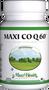 Maxi Health - Maxi Co Q 60 mg - 60 MaxiCaps - DoctorVicks.com