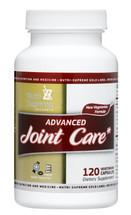 Nutri Supreme - Advanced Joint Care - 120 Capsules - Front - DoctorVicks.com
