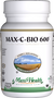 Maxi Health - Max-C-Bio 600 mg - Vitamin C & Bioflavonoids - 90/180 Tablets - DoctorVicks.com