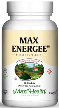 Maxi Health - Max Energee - 90/180 Tablets - DoctorVicks.com