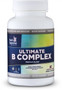 Nutri Supreme - Ultimate B Complex - 60 Capsules - Front - DoctorVicks.com