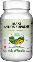 Maxi Health - Maxi AntioX Supreme - 60/120 MaxiCaps - DoctorVicks.com
