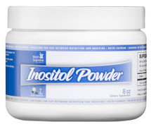 Nutri Supreme - Inositol Powder (B8) 900 mg - 8 oz Powder - Front - DoctorVicks.com