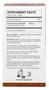 Nutri Supreme - Saccharomyces Boulardii - Probiotic 5 Billion Live & Active CFUs - 60 Capsules - Supplement Facts - DoctorVicks.com