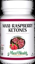 Maxi Health - Maxi Raspberry Ketones - Diet Formula - 90 MaxiCaps - DoctorVicks.com