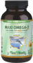 Maxi Health - Triple Maxi Omega-3 Concentrate With D3 2000 IU - 100 (90+10) MaxiGels - Normal - DoctorVicks.com