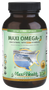 Maxi Health - Triple Maxi Omega-3 Concentrate With D3 2000 IU - 200 (180+20) MaxiGels - Large - DoctorVicks.com