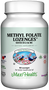 Maxi Health - Methyl Folate Lozenges With B12 & B6 - Berry Flavor - 90 Lozenges - DoctorVicks.com